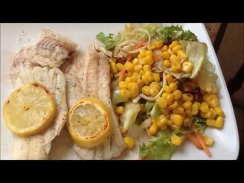 Pescado con limón al horno   facilisimo.com