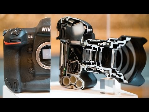 Nikon D5 hands on - 153 focus points, 14 fps & 3 MILLION ISO