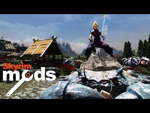 mods - Seb and Lucy grab their Kingdom Hearts keyblades and set about bringing Disney to the world of Skyrim. Join Anna and Elsa from Frozen, dive into the watery depths of Atlantis, and even ride...