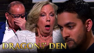 "Video The Dragons are Blown Back by Entrepreneurs Past ""Where is The Rest of The Cash?"" 