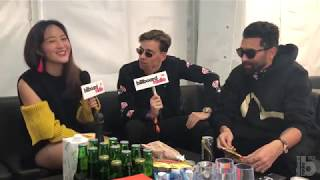 Video Billboard Radio China presents - Yellow Claw (10 Questions Interview) MP3, 3GP, MP4, WEBM, AVI, FLV Agustus 2018