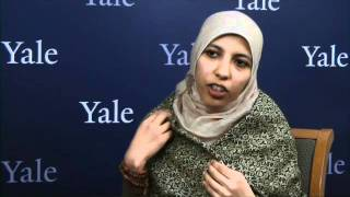 Global Perspectives At Yale: Egypt And The West, Najah Ahmad