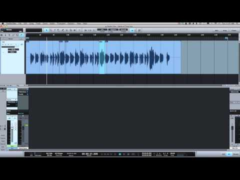 A Quick Alternative to Volume Automation
