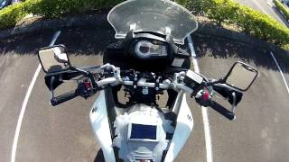 8. Suzuki V-Strom Review (2012 model)