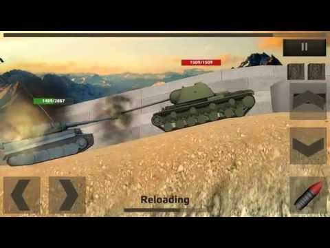 Video of Tanks:Hard Armor