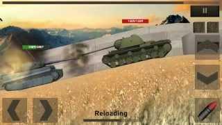 Tanks:Hard Armor YouTube video