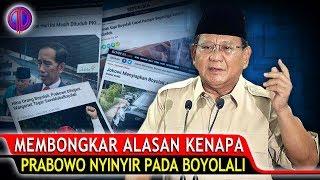 Video Memb0ngkar Alasan Kenapa Prabowo Ny!ny!r pada Boyolali MP3, 3GP, MP4, WEBM, AVI, FLV April 2019