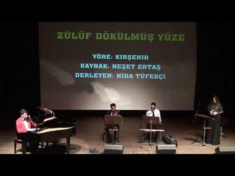 Zülüf Dökülmüş Yüze, Türk Halk Müziği, Piyano Düzenleme; Güneş Yakartepe, Türkü Şarkı Konseri,