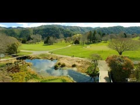 Cape Palliser Drone Video