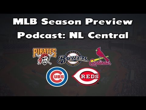 nl central - Today we cover the NL Central, the division with probably the most boring offseason Twitter: http://twitter.com/OuttaBoston Facebook: http://facebook.com/Str...