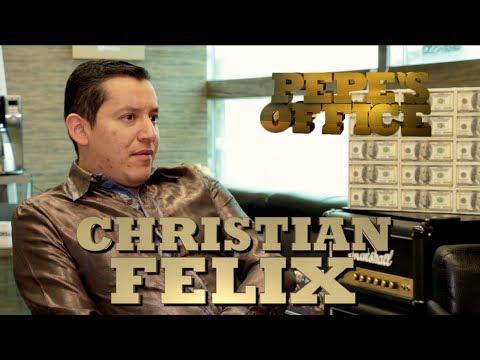 CHRISTIAN FELIX NOS ACLARA RUMORES DE MÁXIMO GRADO - Pepe's Office - Thumbnail