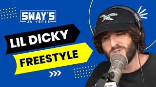 Video Lil Dicky Freestyle on Sway In The Morning | SWAY'S UNIVERSE MP3, 3GP, MP4, WEBM, AVI, FLV Agustus 2019