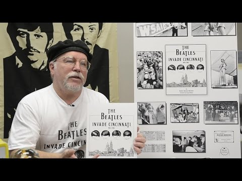 Rocked by a revolution: 50 years ago on Aug. 27, the Beatles invaded Cincinnati for the first time