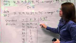 MAT 110 Lesson 3 Calculate Range And Standard Deviation (video 4).mp4