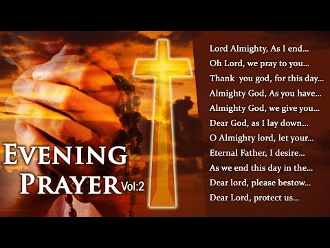 Best 12 Powerful Evening Prayers Vol: 2 | Evening Prayer Catholic | Eternal Grace