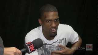 Darius Johnson-Odom Draft Combine Interview