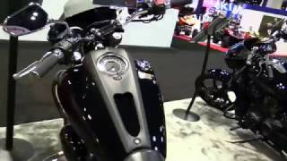 6. 2017 Yamaha Raider Raven Features Exclusive Edition Walkaround Review Look in HD