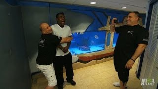 Aftershow: Tracy Morgan's Octopus Tank | Tanked
