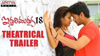 Nonton Iddari Madhya 18 Theatrical Trailer    Ram Karthik  Bhanu Tripatri Film Subtitle Indonesia Streaming Movie Download