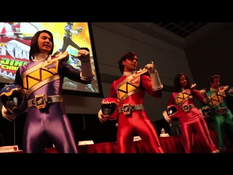 cast - Many of you have asked me about this, so now, I give my opinion on the Dino Charge cast, the first ever black Pink Ranger, and the reactions I've seen from others so far! Facebook - https://www.fa...