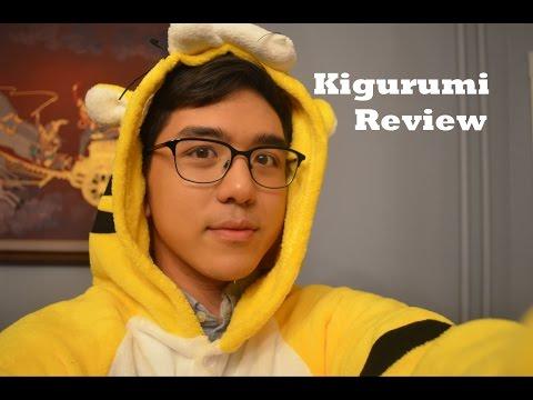 Tiger Kigurumi Review