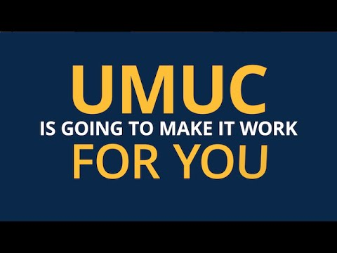 UMUC Video Thumbnail