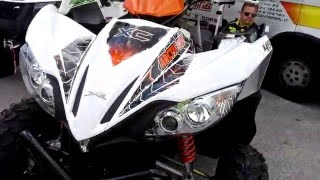 10. Arctic Cat XC 450