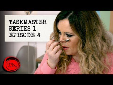 Taskmaster - Series 1, Episode 4 'Down an octave'