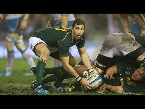 Ruan Pienaar - Springbok Legacy