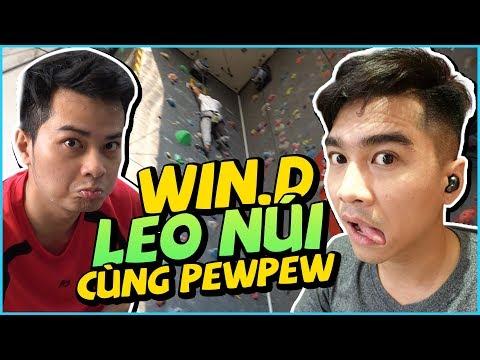 Win.D cùng PewPew so tài leo núi và cái kết không thể cay hơn !? | LIFE OF WIN.D - Thời lượng: 10 phút.