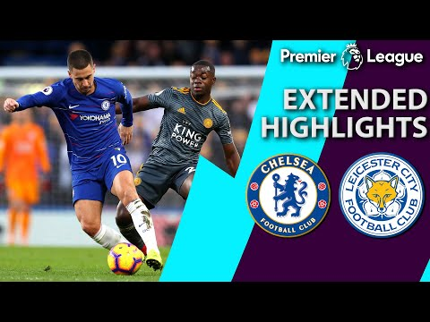 Video: Chelsea v. Leicester City | PREMIER LEAGUE EXTENDED HIGHLIGHTS | 12/22/18 | NBC Sports