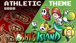 Video Athletic Theme from Yoshi's Island - Big Band Jazz Version (The 8-Bit Big Band) MP3, 3GP, MP4, WEBM, AVI, FLV Oktober 2018