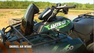9. 2013 Arctic Cat ATV Recreational - Mud Pro