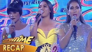 Video It's Showtime Recap: Contestants in their wittiest and trending intros - Week 2 MP3, 3GP, MP4, WEBM, AVI, FLV September 2018