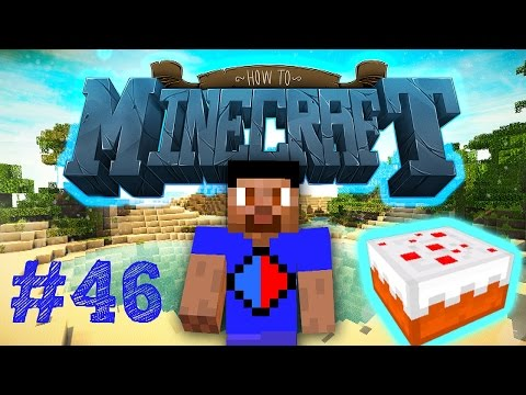 Minecraft SMP: HOW TO MINECRAFT #46 'ALI-A's BIRTHDAY SURPRISE!' with Vikkstar