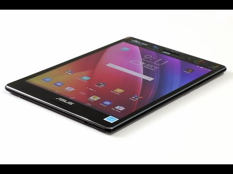 ASUS ZenPad S 8.0 Z580CA Android Tablet Review - HotHardware