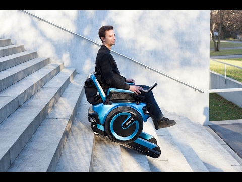 Scewo — wheelchair mobility of tomorrow