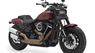 3. 2018 Harley-Davidson Fat Bob Specs and Price