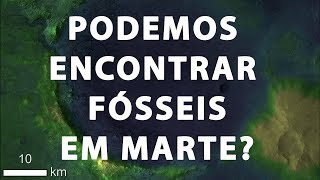 PODEMOS ENCONTRAR FÓSSEIS EM MARTE? | SPACE TODAY TV EP2016 by Space Today