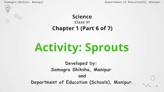 Chapter 1 (Part 6 of 7) - Sprouts