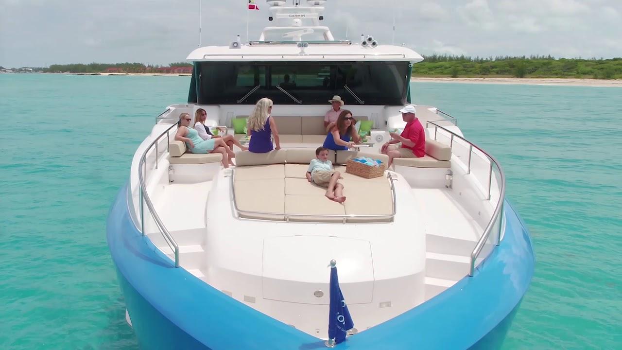 FD87 Yacht