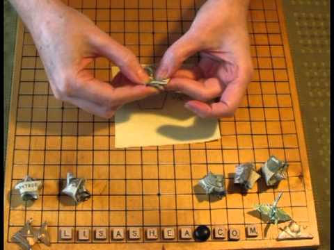 Star Tutorial - 035 -- 5pts, 3D, Lucky Star