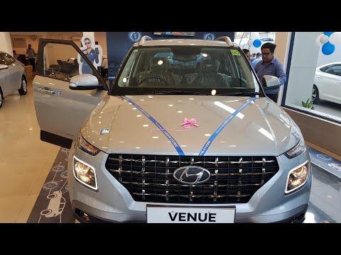 HYUNDAI VENUE SX(0) 2019 | TOP MODEL | REAL LIFE REVIEW
