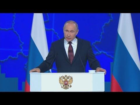 Η Ρωσία δε θα κάνει το πρώτο βήμα για ανάπτυξη πυραύλων αλλά θα απαντήσει σε κάθε πρόκληση των ΗΠΑ