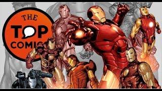 Video Las diferentes armaduras de Iron Man MP3, 3GP, MP4, WEBM, AVI, FLV Agustus 2018