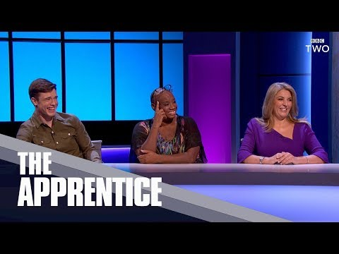 Donald Trump joke backfire - The Apprentice 2017: You're Fired | Episode 9 - BBC Two