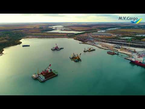 Полный комплект: дноуглубительный флот China Harbour Engineering Сompany в Южном - Центр транспортных стратегий