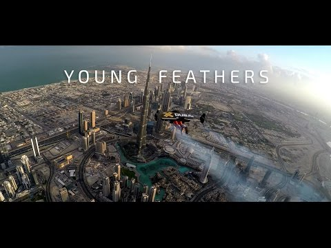 Jetman Dubai  Young Feathers