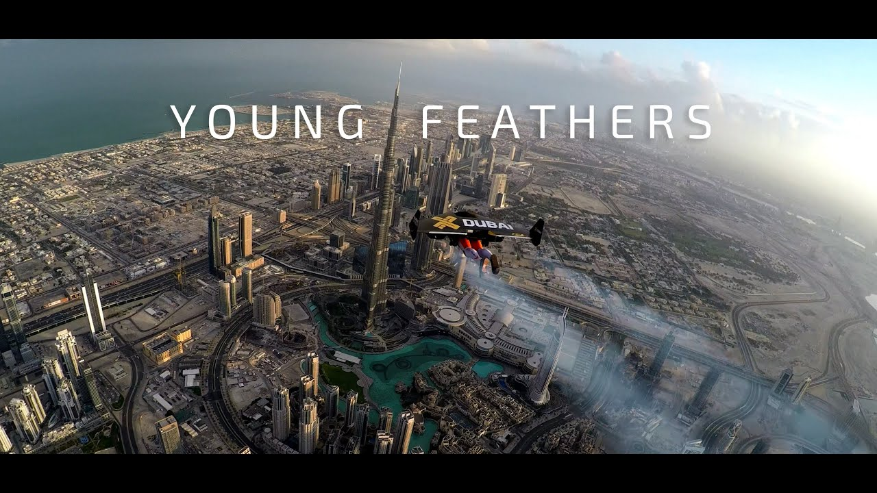 Jetman Dubai: Young Feathers