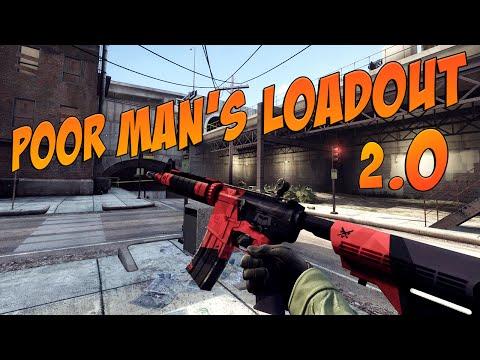 CS:GO - The Poor Man's Loadout 2.0